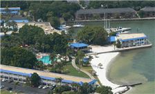 Magnuson Hotel Marina Cove - Ariel View Hotel Exterior Grounds